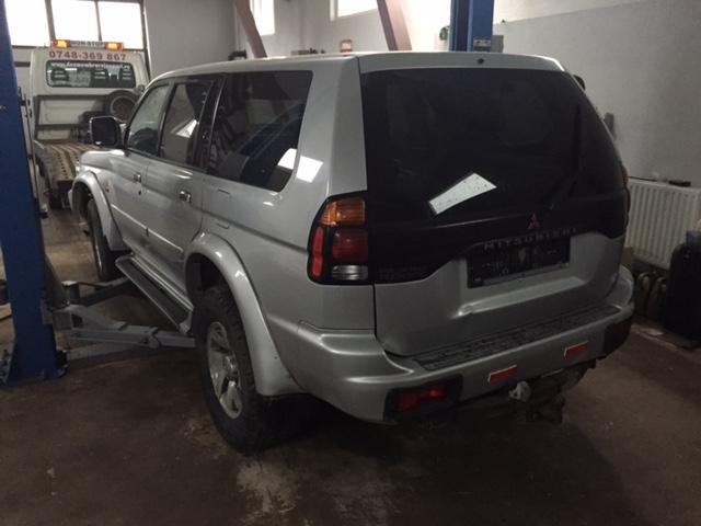 Piese din dezmembrari  Mitsubishi Pajero Sport